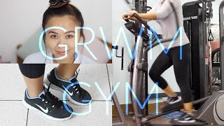 Get Ready With Me | Gym GRWM