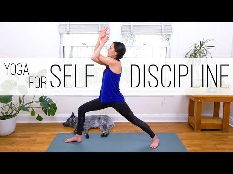 Yoga For Self Discipline  |  Yoga Claas With Adriene