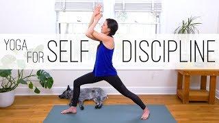 Yoga For Self Discipline  |  Yoga With Adriene