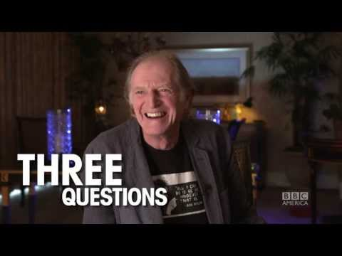 Broadchurch's DAVID BRADLEY: 3 Questions, 2 Biscuits  1 Cup of Tea  BBC America
