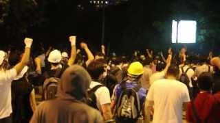 Taksim Gezi Parkı Belgeseli(Documentary) by Özcan Tekdemir Part-occupygezi
