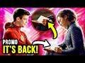 Download Nora's SECRET Journal! Speedforce Symbols RETURN! - The Flash Season 5 Episode 5 Promo