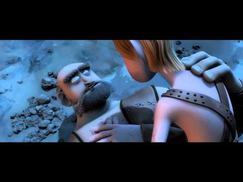 Ronal the Barbarian - Official Trailer...