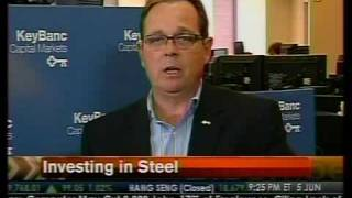 Investing In Steel - Bloomberg