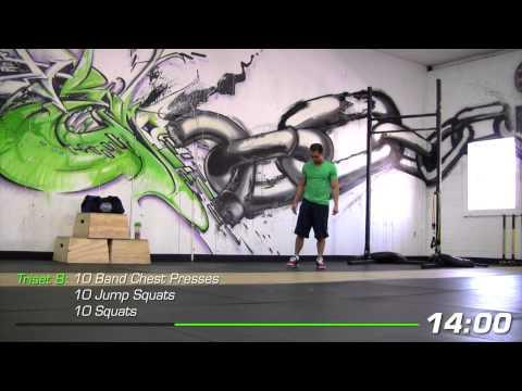 IWSPA   Workout 2