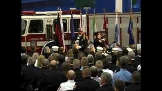 2013 Virginia Fallen Firefighters Memorial Service (part 2)