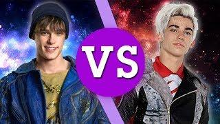 Ben VS Carlos! Which Descendants Boy Is More Bomb?