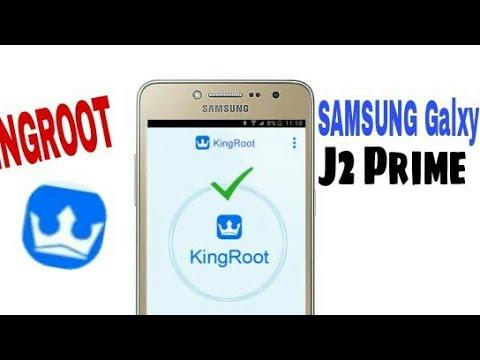 Root SAMSUNG GALAXY J2 PRIME #KINGROOT