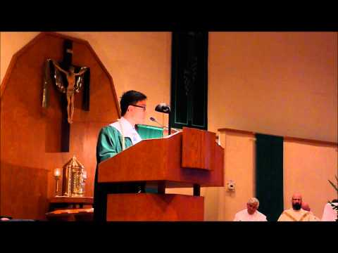 Alleman High School 2015: Valedictory Address-Michael Do