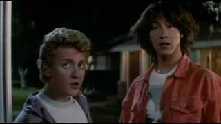 Bill & Ted's Excellent Adventure (1989) - Movie Trailer