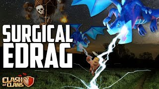 SURGICAL ELECTRO DRAGONS!  Farm to Max | Clash of Clans
