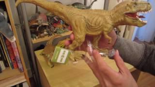 Recur dinosaur toys unboxing