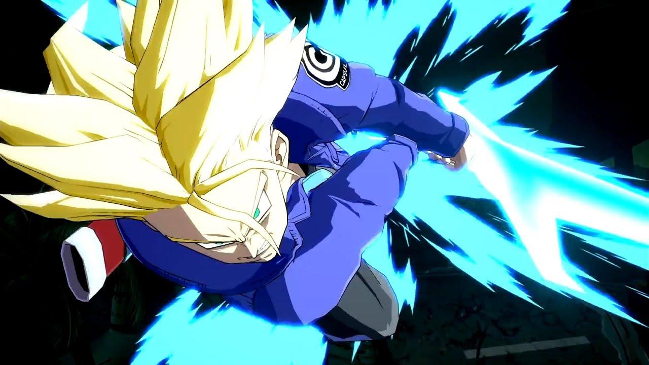 LIGHT SWORD DRAMATIC FINISH!!! Dragon Ball FighterZ DLC 2 Dramatic Finish Trailer!