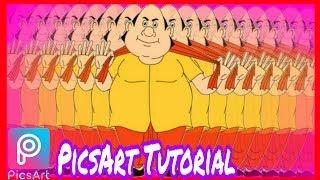 Picsart Tutorial_Picsart Photo Edit Tutorial_Gopa Bhar_Shohag Technical Pro YouTube.