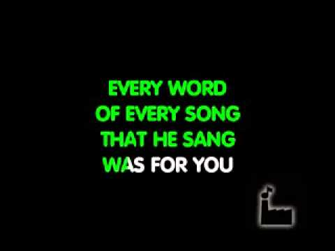 Alannah Myles - Black Velvet karaoke
