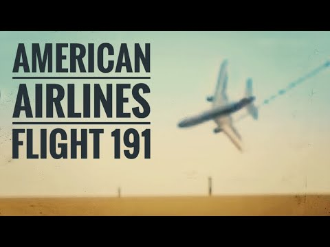 """""""Two Wrongs Make A Left"""" (American Airlines Flight 191)"""