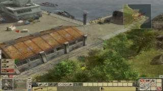 Men of War Red Tide: Lieutenant Federov's Respons - Manstein´s Big Guns (1/2)