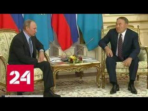 Транзитный потенциал: РФ и Казахстан станут посредниками в торговле между Европой и Азией
