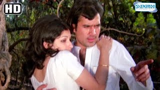 Evergreen Romantic Scenes of Rajesh Khanna & Sharmila Tagore from Aavishkar (HD) - Old Classic Movie
