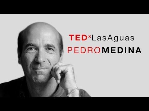 Tejiendo comunidad | PedroMedina | TEDxLasAguas