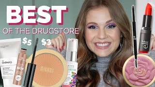 The BEST Makeup at the Drugstore!