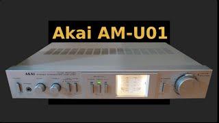 Akai Am-U01 1980