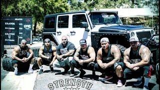 DEADLIFTS | STRENGTH CARTEL LIFESTYLE -BIG BOY