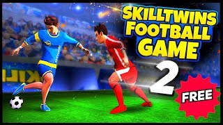 FREE DOWNLOAD - SkillTwins Football Game 2 (LINK IN BIO) ⬇