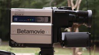 Sony Betamovie BMC-110:  Test Footage