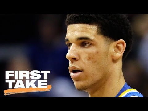 Should Lonzo Ball Play Close To Home And Dad LaVar? | First Take | May 16, 2017