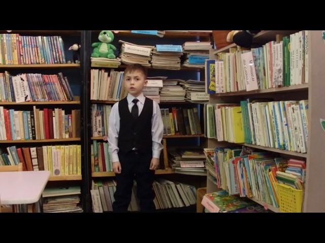 Изображение предпросмотра прочтения – ЩербаковРостислав читает произведение «Крестьянские дети» Н.А.Некрасова
