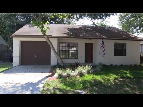 Great Houses For Rent In Tampa Florida 3BR/1BA By Tampa Property Managers