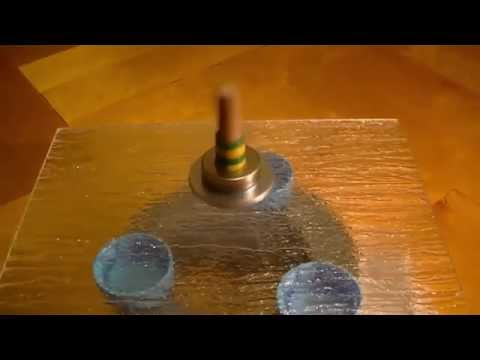 Flying Magnet; Science not magic