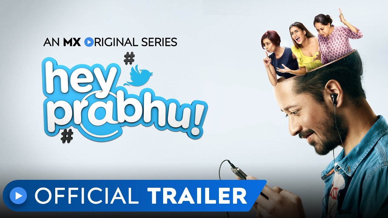 Hey Prabhu! | Official Trailer | MX Original Series | MX Player