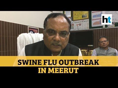 'At least 8 died due to swine flu in Meerut': CMO Rajkumar