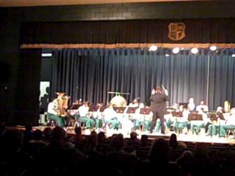 West Florence High School Band - Star Trek