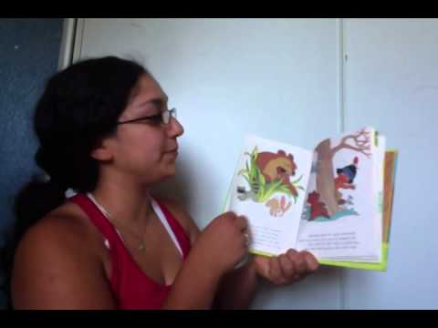 Hiawatha's Bear Hunt Read Aloud