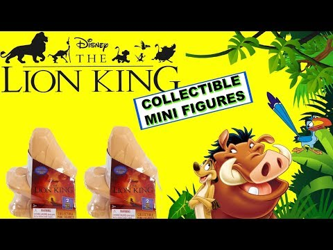 The Lion King || Simba & Nala Open New Pride Rock Mystery Boxes And Find New Friends