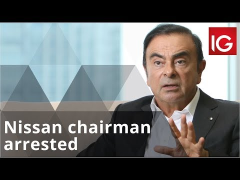 Nissan chairman arrested, TSB new CEO | Top corporate news