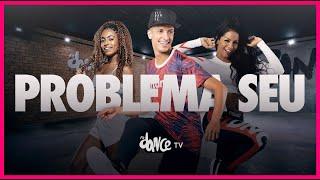 Problema Seu - Pabllo Vittar | FitDance TV (Coreografia) Dance Video