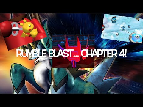 (Part 24) Pokémon Rumble Blast- Hunt For Azelf - 4-1 Frozen Tundra