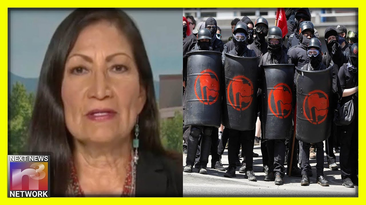 What This Dem Rep. Just said About Antifa Will Make You PUKE