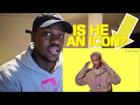 "Jaden Smith ""Icon"" Official Lyrics & Meaning 