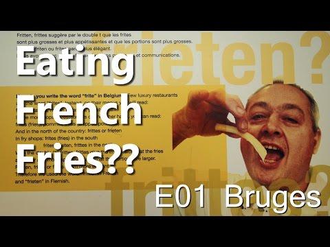 Europe Series E01 Bruges | Marathi Travel Show | Raanvata | Swapnil Pawar