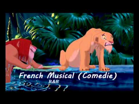 The Lion King - Can You Feel The Love Tonight? (One Line Multilanguage)