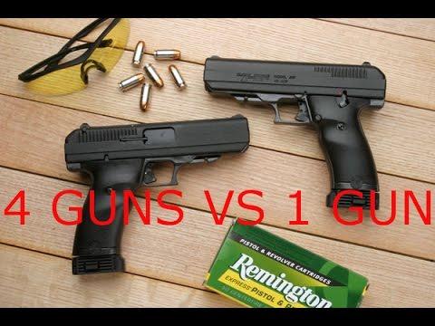 PREPPER I KNOW SOLD 1 GUN TO BUY 4 GUNS