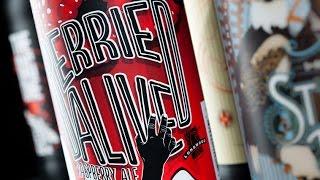 Innovative Craft Beer Label Design - Shaw TV Nanaimo