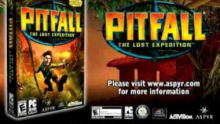 Pitfall : The Lost Expedition - Trailer