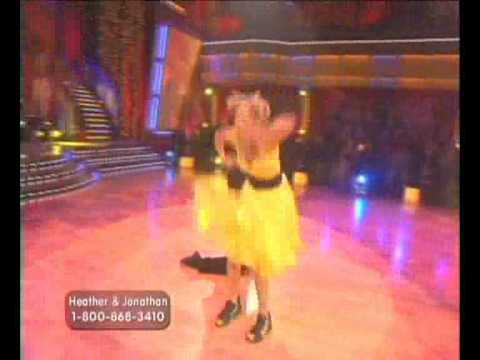 Heather Mills Does the Jive