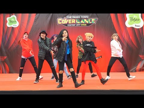 171125 ABC cover BTS - MIC Drop + DNA @ The Paseo Town Cover Dance 2017